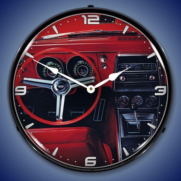 Best LED Backlit | 1967 Camaro Dash | Promotional